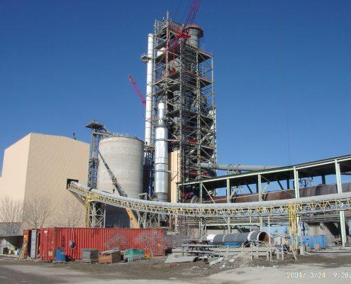 materials handling - cement - PENTA Engineering Corporation