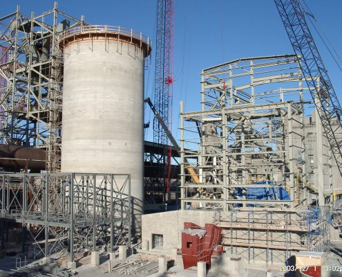 storage domes and silos - PENTA Engineering Company