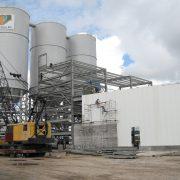 cement plant import terminal - PENTA Engineering Corp.