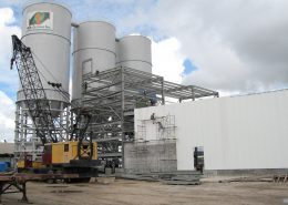 cement plant import terminal - PENTA Engineering Corp.