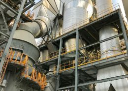 Cement Plant Raw Mill - PENTA Engineering Corp