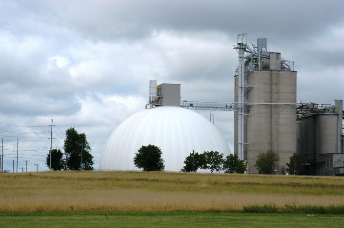 storage domes and silos - PENTA Engineering Company