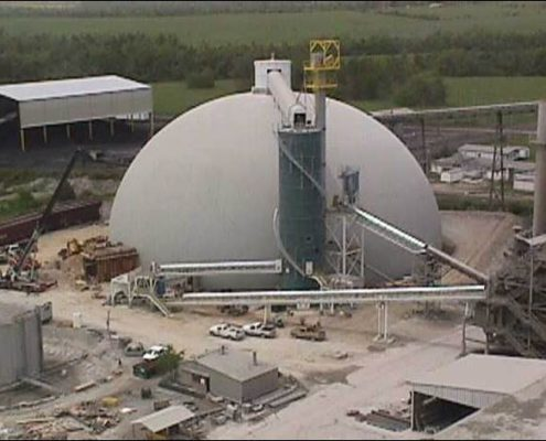 storage dome epc project - PENTA Engineering Corporation