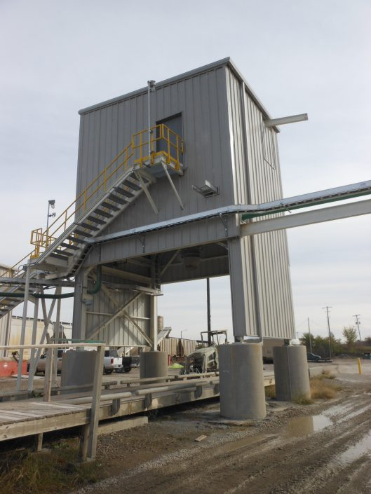 Cement Terminal Design-Build - PENTA Engineering Company