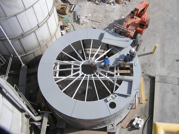 logistics - distribution terminals - PENTA Engineering Company