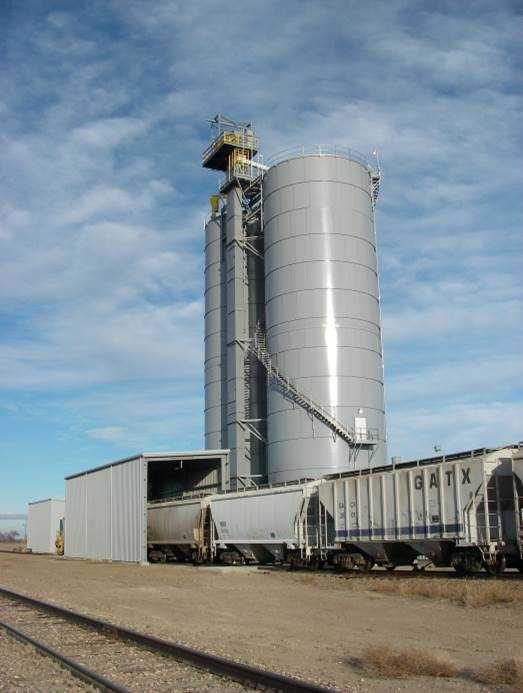 modular distribution terminal - logistics - PENTA Engineering Company