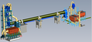 rotary kiln - grinding systems for cement plant- PENTA Engineering Company
