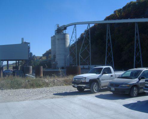 Harbor Barge Loadout Terminal - PENTA Engineering Corp.
