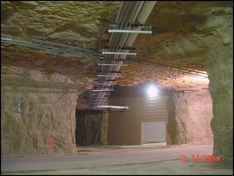 PENTA Engineering Corp. - underground mining project