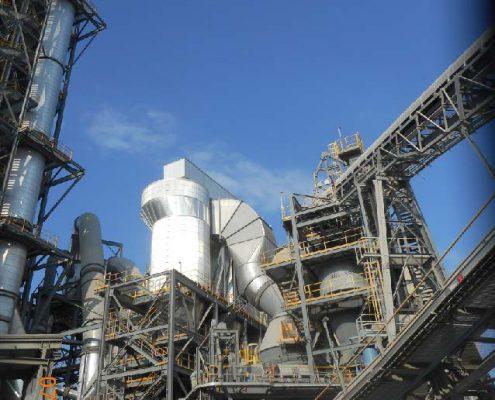 Cement Plant Raw Mill - PENTA Engineering Corp