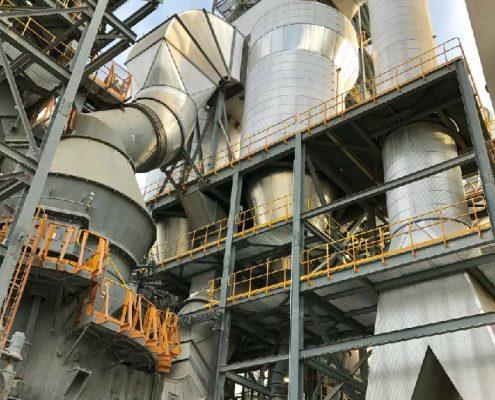 Cement Plant Kiln Conversion - PENTA Engineering Corp