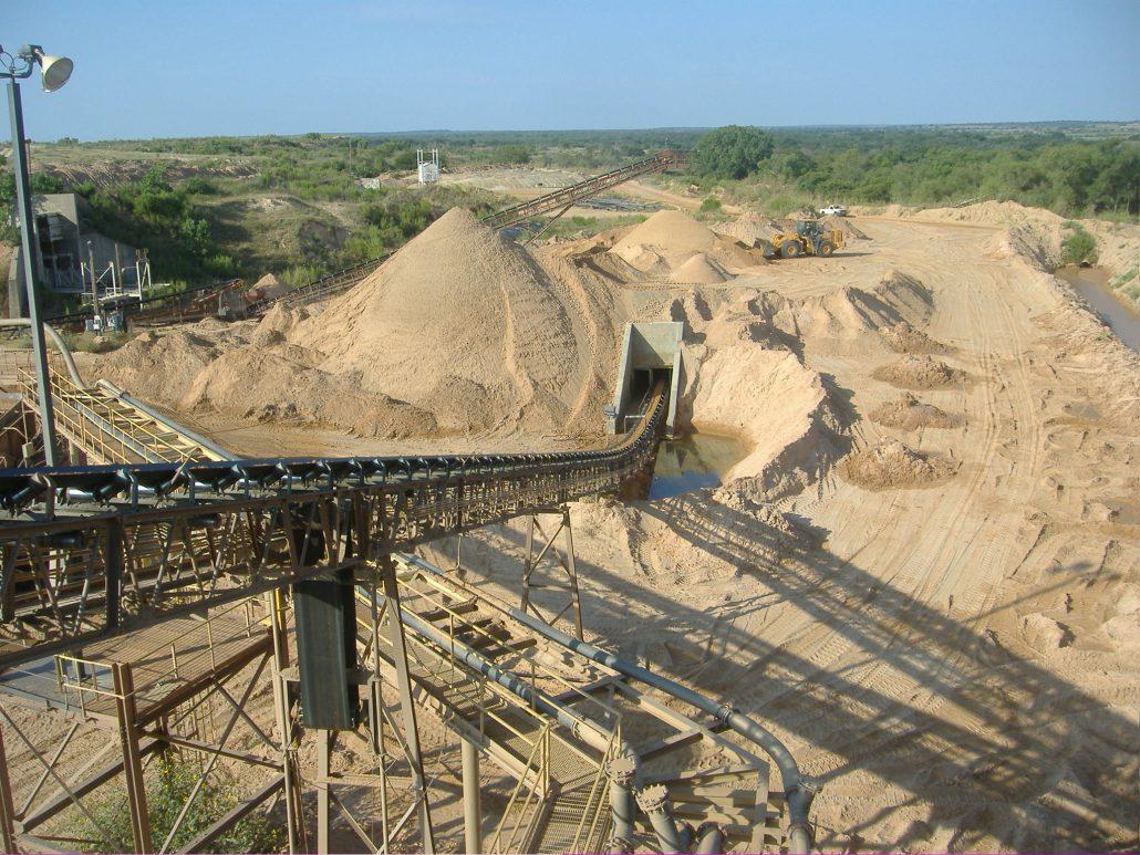 Frac Sand Penta Engineering Corporation